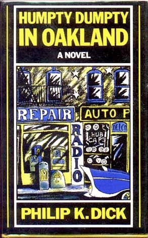 Humpty Dumpty in Oakland