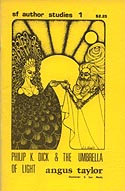 Philip K. Dick and the Umbrella of Light cover